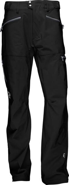 Se TILBUD på Norrøna M's Falketind Flex1 Pants Cool Black på